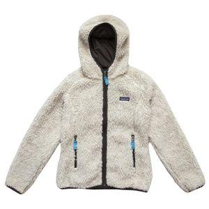 Patagonia Retro-X Windproof Fleece Zip-Up in Ivory